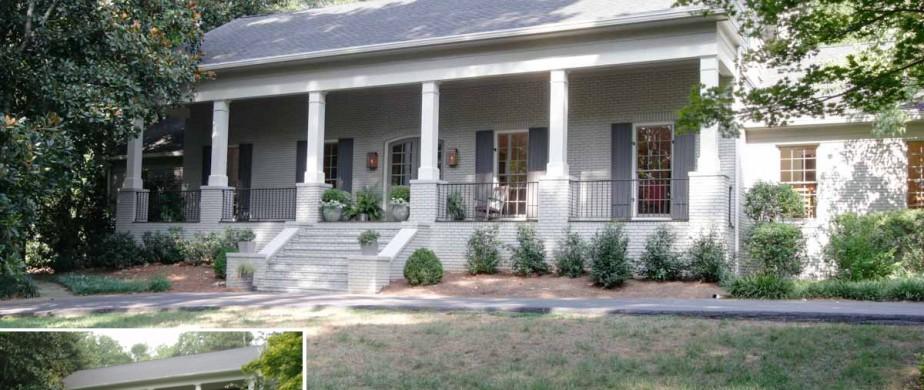 Pinestream Atlanta Renovation Norwood Architects