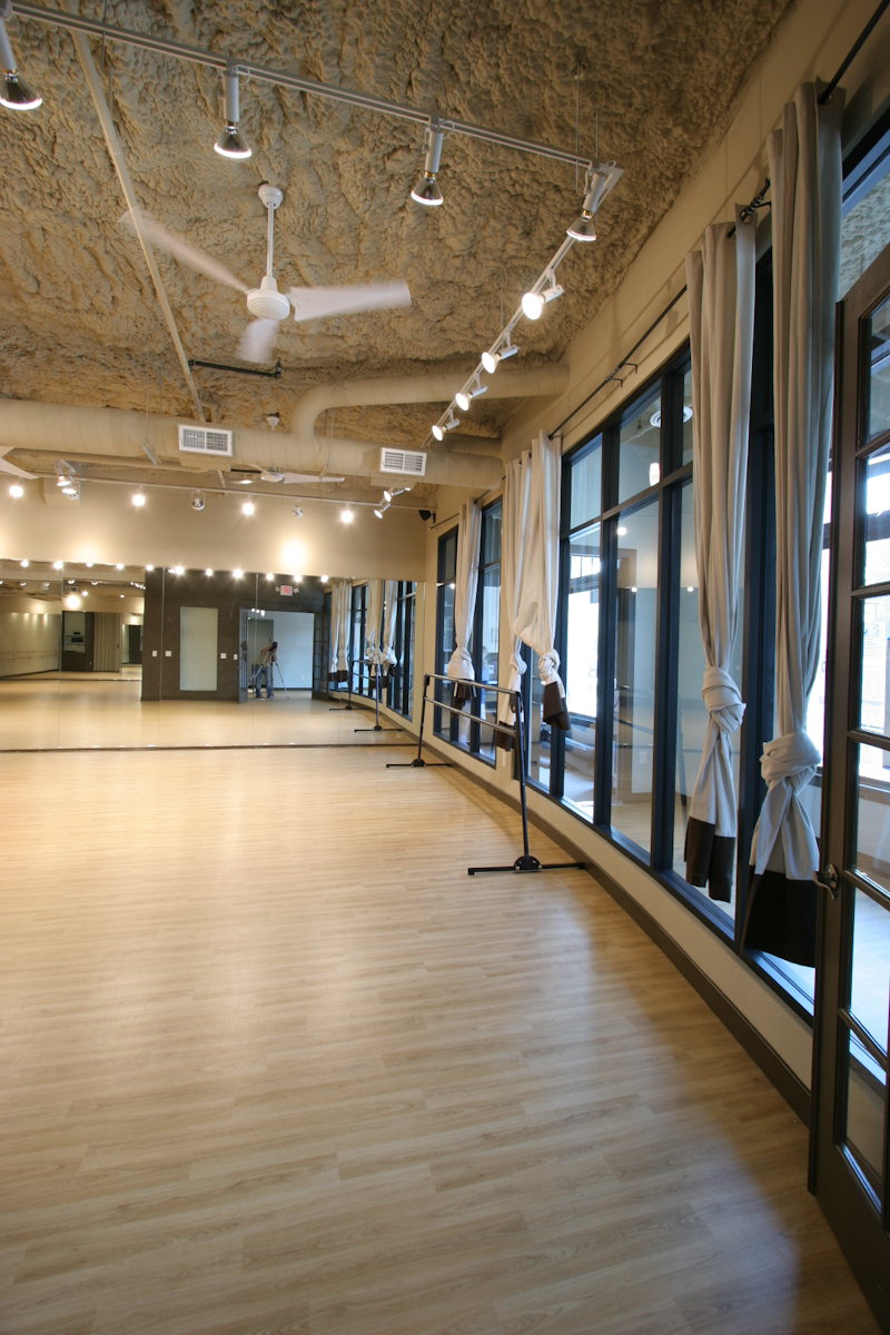 Atlanta dance studio norwood architects architects commercial residential - Cbh homes design studio ...