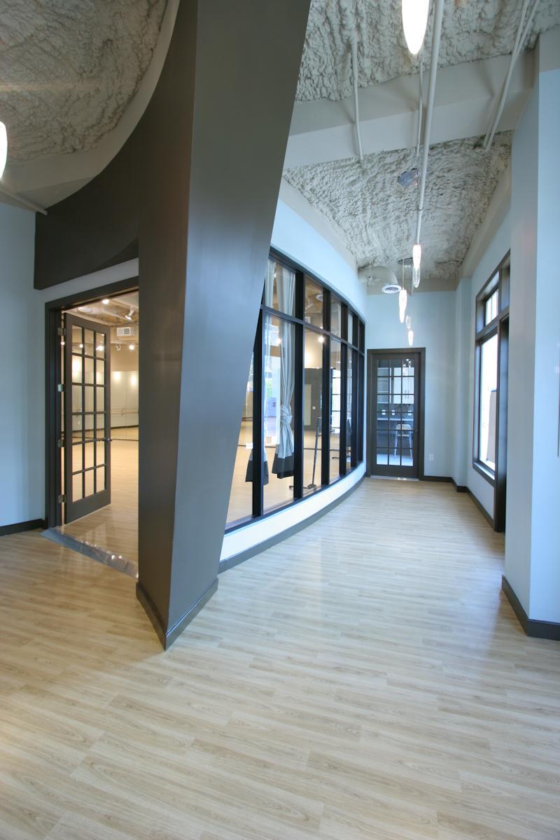 Atlanta Dance Studio Norwood Architects Architects