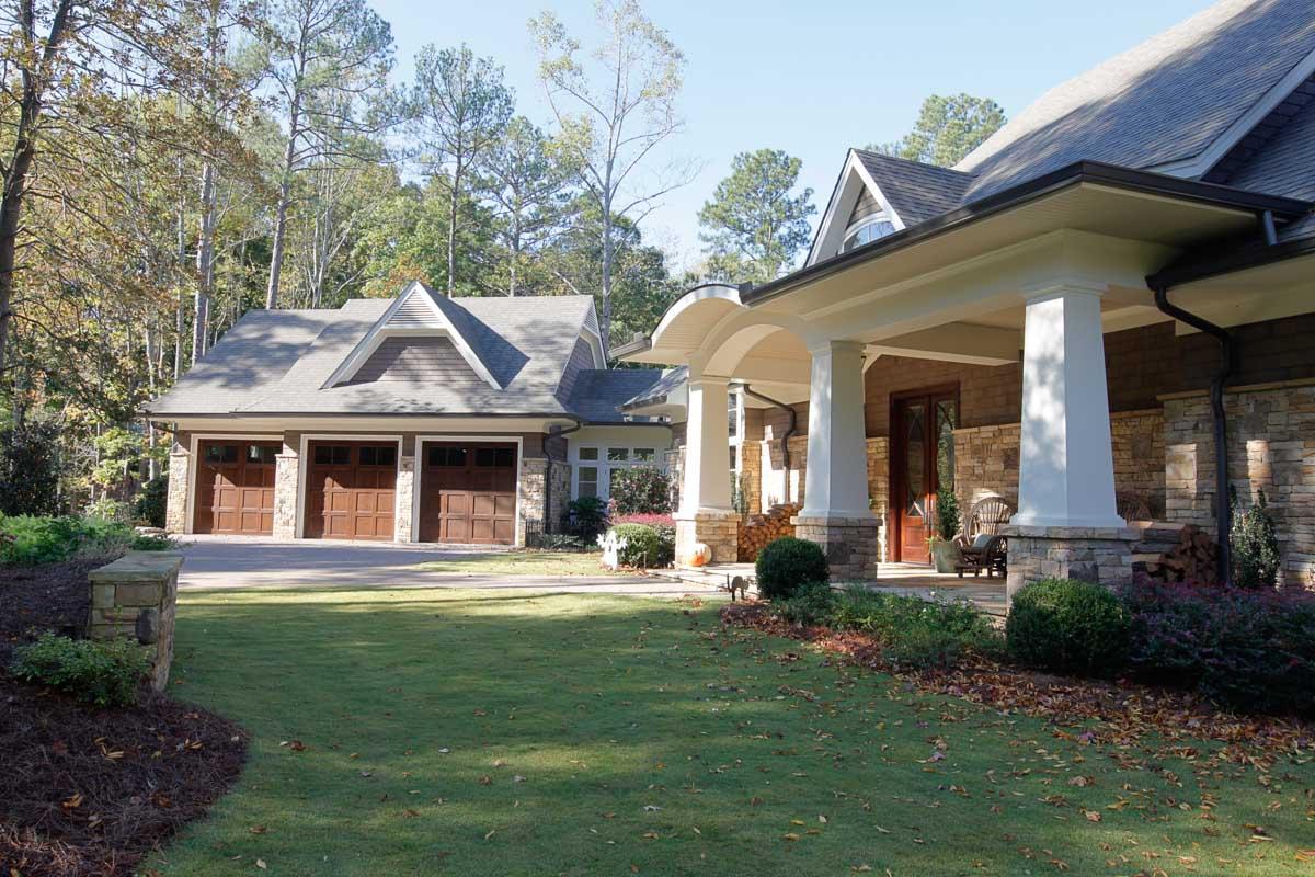 Lake House Norwood Architects Architects Commercial